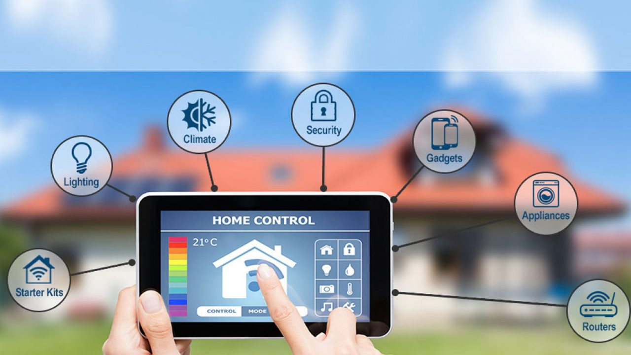 What Will Smart Home Automation Industry in India Look Like in 2020?